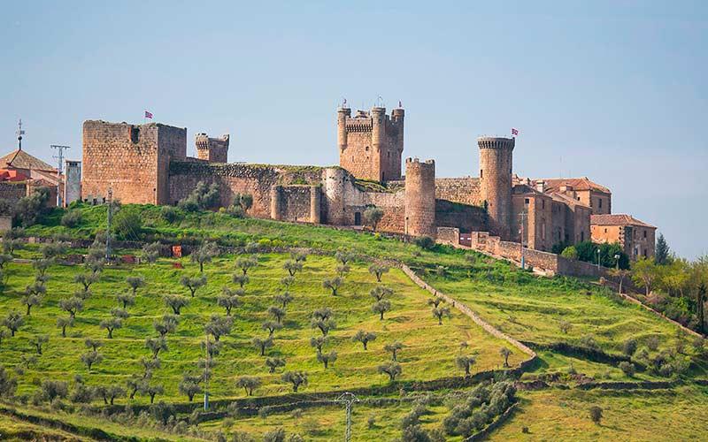 oropesa castillo toledo - Entorno rural